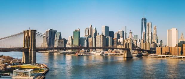 Prefeito de NY propõe plano bilionário para evitar que cidade fique  submersa - Casa Vogue | Cidade