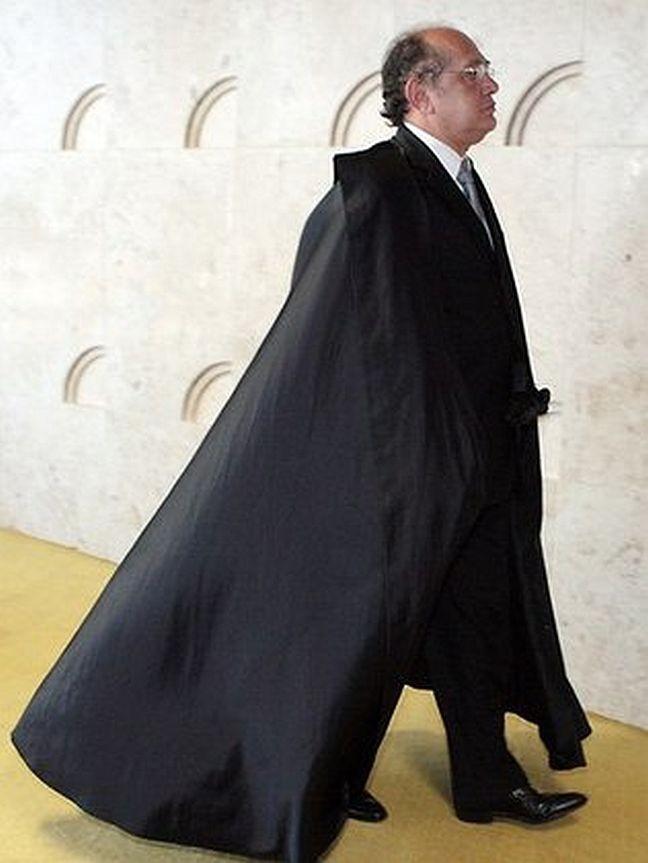 Gilmar Mendes, ministro do STF (Foto: Divulgação)