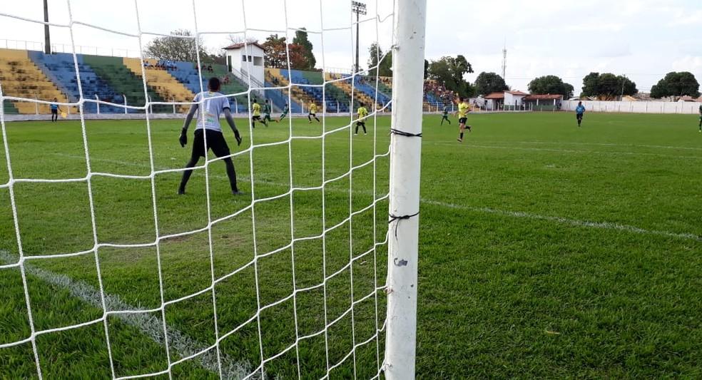 Gurupi está na disputa do Tocantinense Sub-19  — Foto: Guaraí Notícias/Divulgação