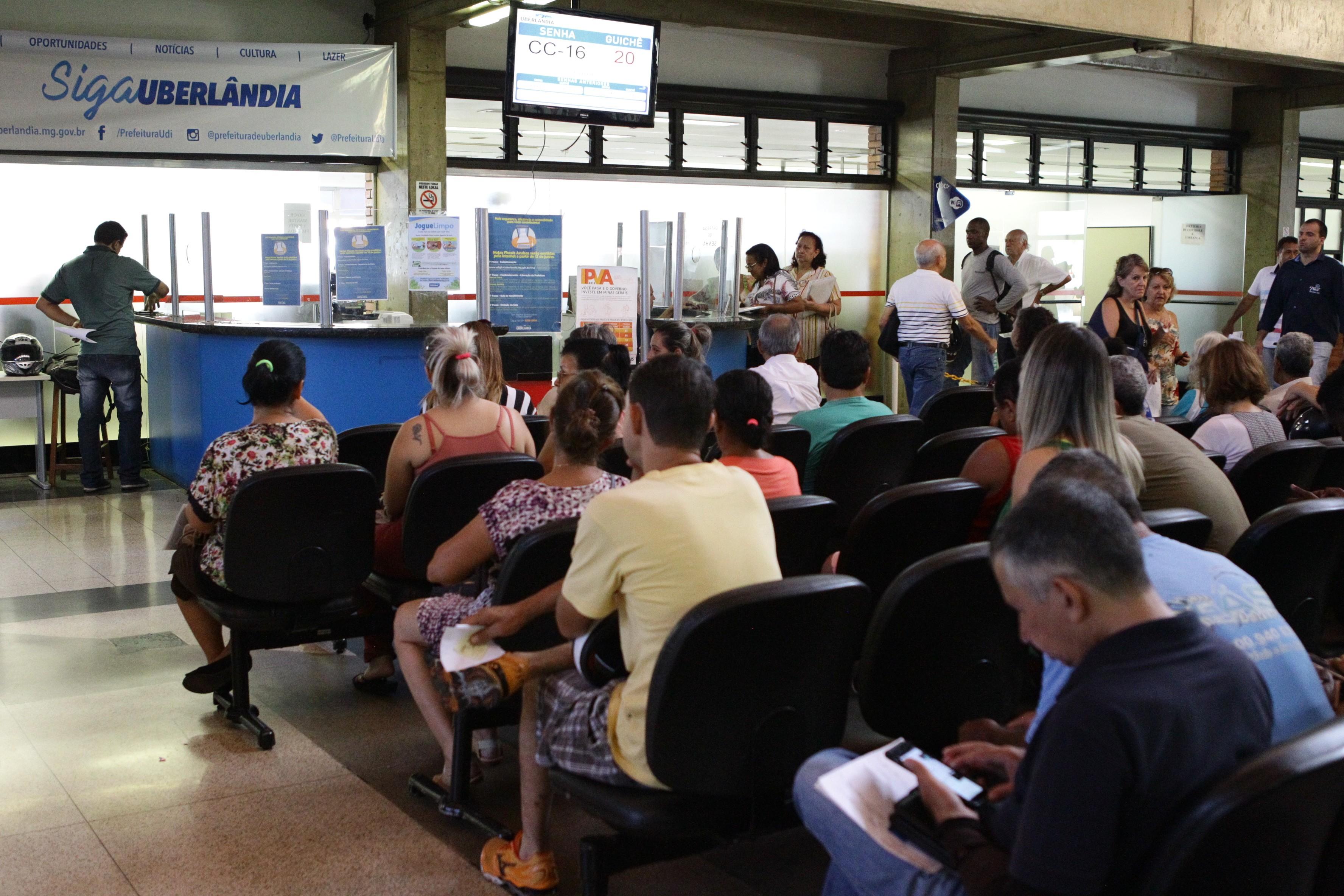 Prefeitura de Uberlândia inicia processo de agendamento online para atendimento do Centro Administrativo