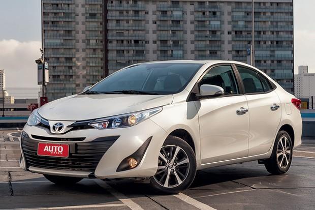 Toyota Yaris (Foto: Leo Sposito)