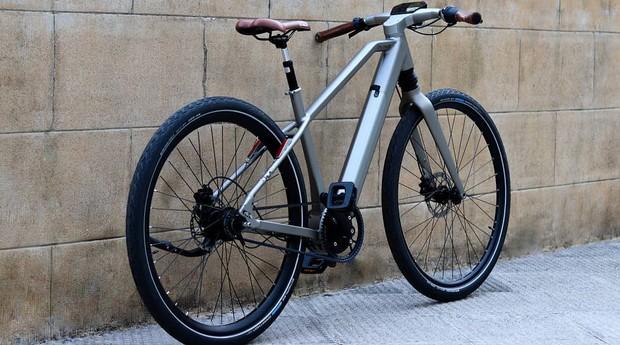 Bicicleta (Foto: Reprodução: Instagram)