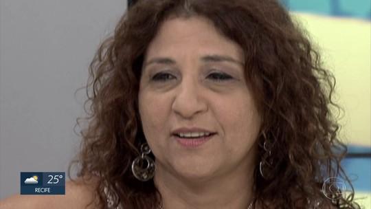 Cantora pernambucana Maria da Paz morre aos 59 anos em São Paulo