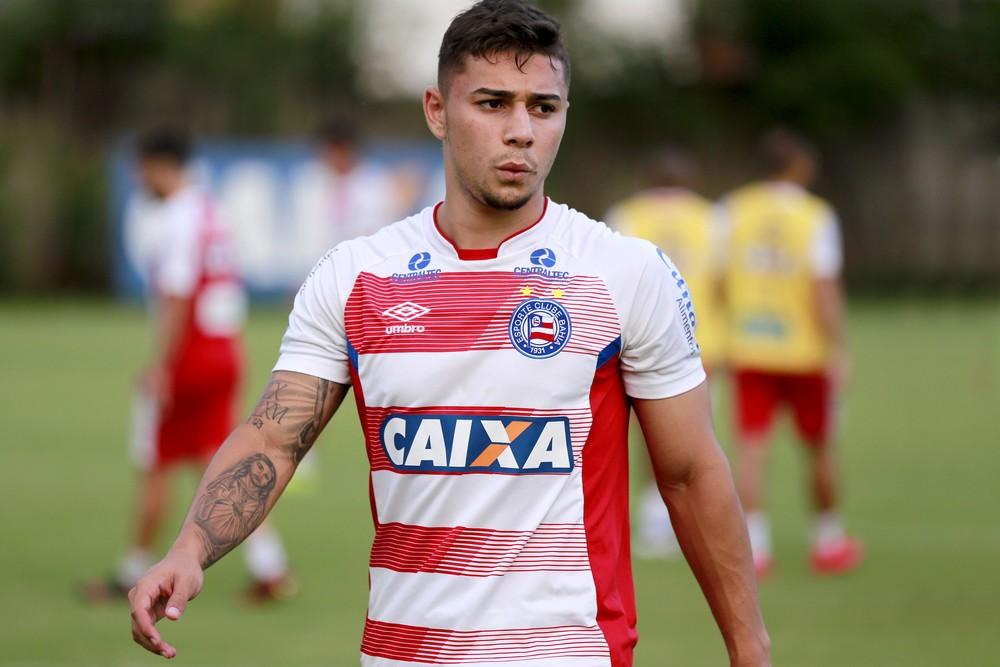 [ENQUETE] Você gostaria do lateral João Pedro do Bahia, no Flamengo