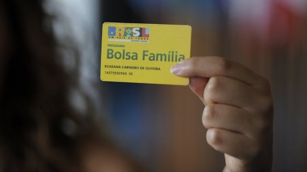 Abono Natalino do Bolsa Família na Paraíba vai ser pago de 10 a 21 de dezembro — Foto: Agência Senado/Arquivo
