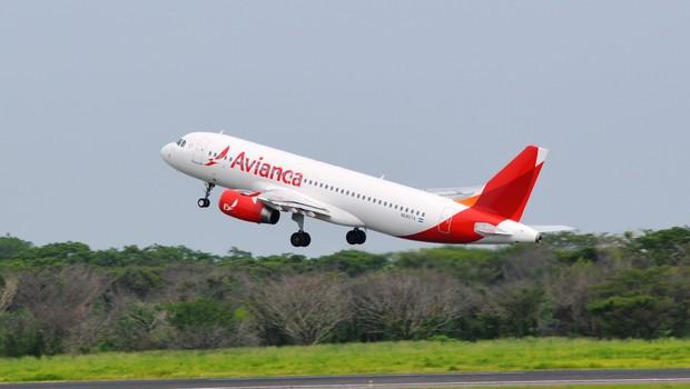 Avianca Colômbia (Foto: Divulgação)