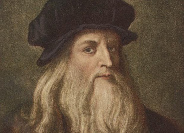 Leonardo da Vinci (Foto: Hulton Archive/Getty Images)