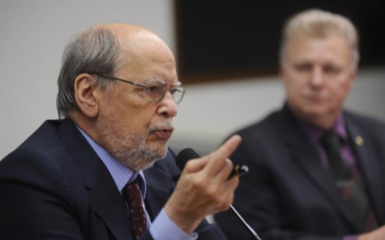 O ex-ministro do STF e advogado Sepúlvida Pertence (Foto: Câmara dos Deputados)