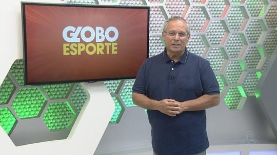 Veja a íntegra do Globo Esporte AM desta quinta, dia 19