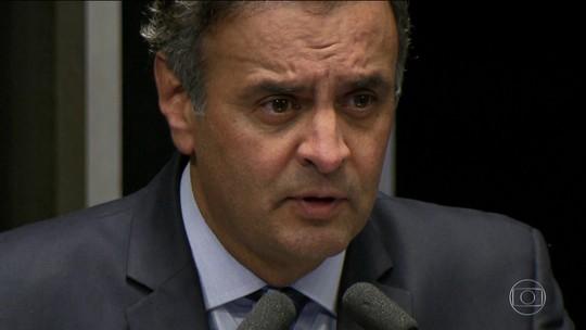 Fachin arquiva citações sobre Aécio em depoimento de Sérgio Machado