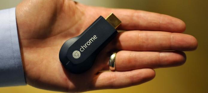 Novos aplicativos adicionam novos canais ao Chromecast (foto: Reprodução/The Verge)