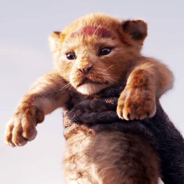 """""""O Rei Leão"""" vem aí! (Foto: Instagram/Reprodução)"""
