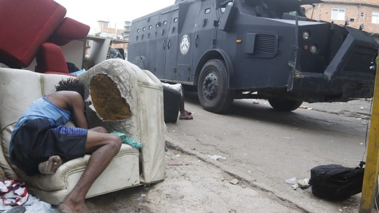 Foto: (Reginaldo Pimenta/Agência O Dia/Estadão Conteúdo)