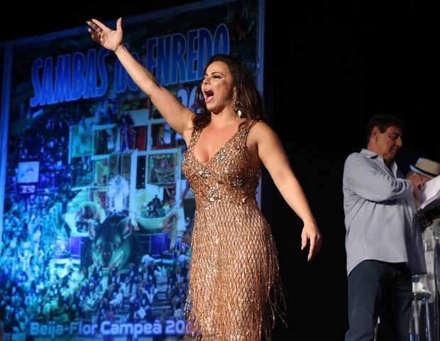Viviane Araújo (Foto: Daniel Pinheiro/AgNews)