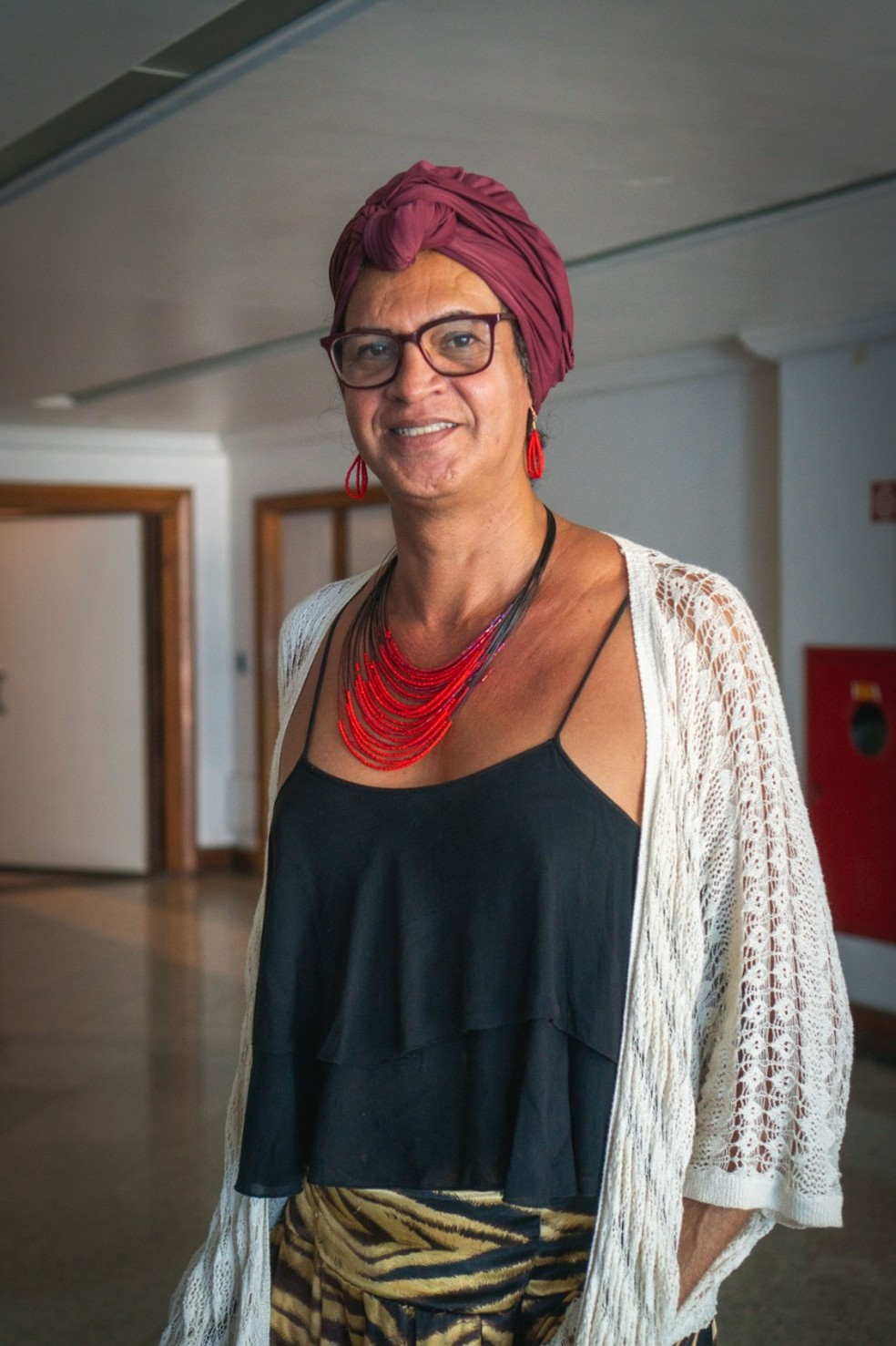 Renata Taylor, cabeleireira e ativista — Foto: Ivam Henriques