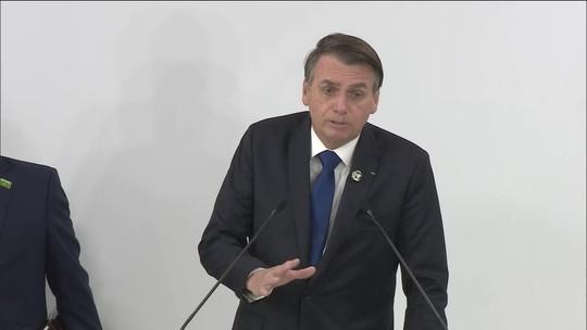 Presidente Bolsonaro fala de militar brasileiro preso com 39 kg de cocaína