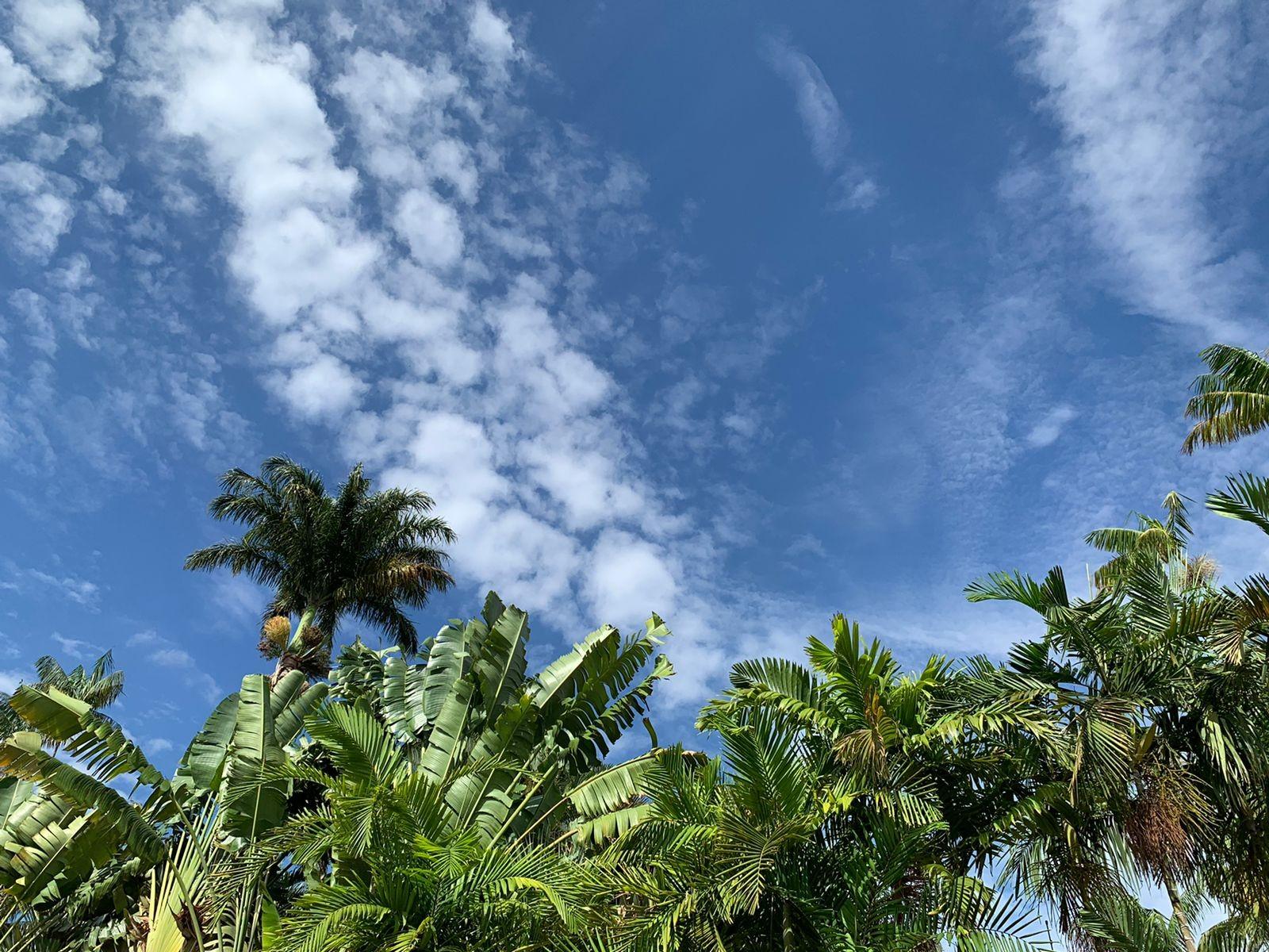 Volta do calor: máximas acima dos 30°C e baixa nebulosidade devem marcar o fim de semana do Triângulo e Alto Paranaíba