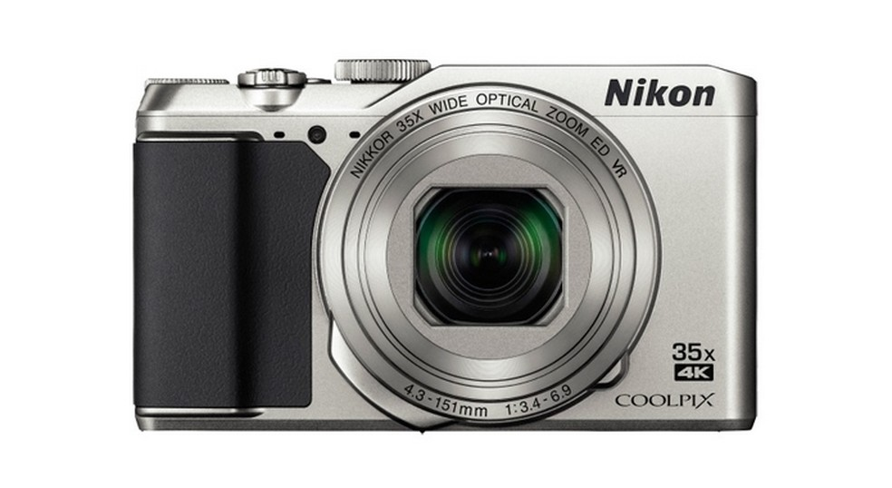 Câmeras digitais eram muito populares antes dos primeiros celulares com câmeras integradas — Foto: (Foto: Divulgação/Nikon)