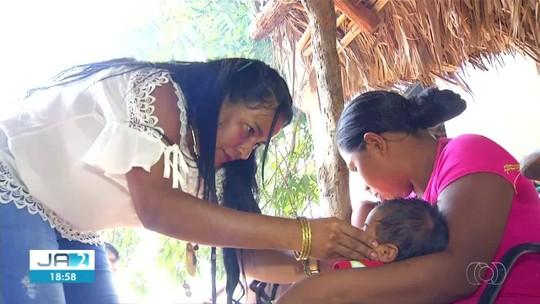 Cubana que trabalha em aldeia lamenta saída do Mais Médicos: 'Minha razão aqui são meus pacientes'