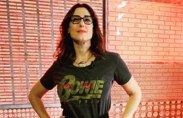Paola Carosella, que era do 'MasterChef', da Band, vai aparecer num programa da Globo pela primeira vez (Foto: Reprodução/Instagram)