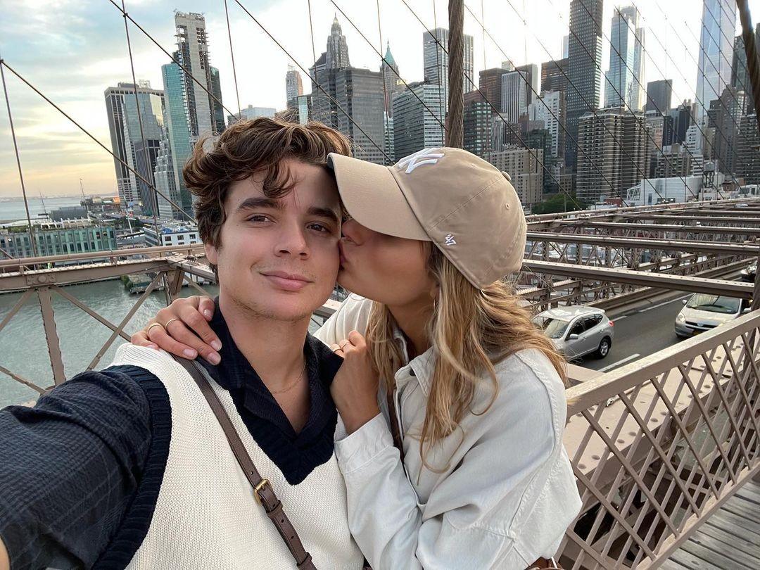 João Figueiredo e Sasha Meneghel (Foto: Reprodução/Instagram)
