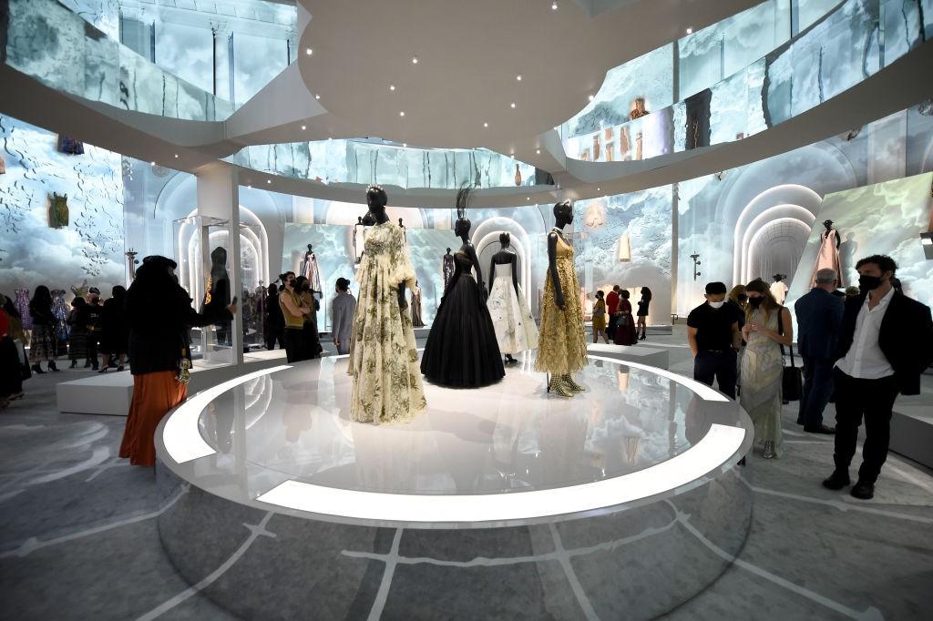 Dior ganha exposição em NY (Foto: Getty Images)