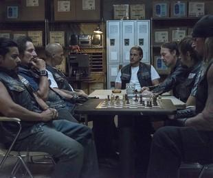 Cena de 'Sons of anarchy' | Reprodução
