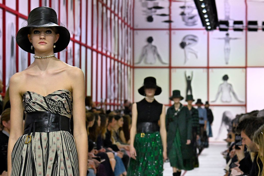 Dior inverno 2019 (Foto: Getty Images)