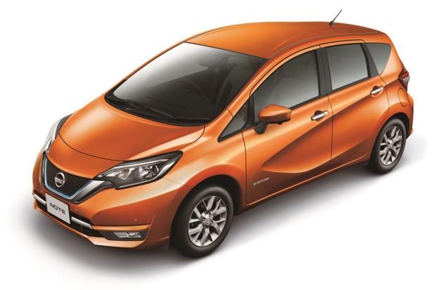 Nissan Note foi o primeiro a receber o sistema E-Power (Foto: Divulgação)
