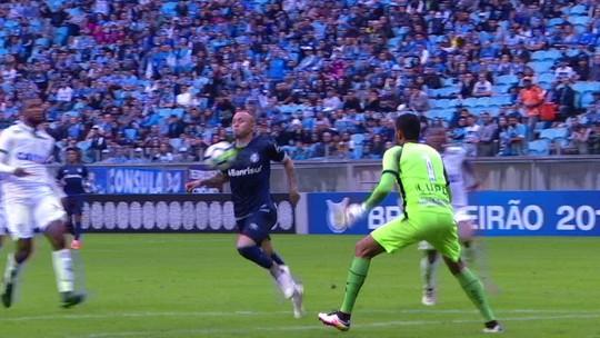 Melhores momentos: Grêmio 1 x 0 América-MG pela 11ª rodada do Brasileirão