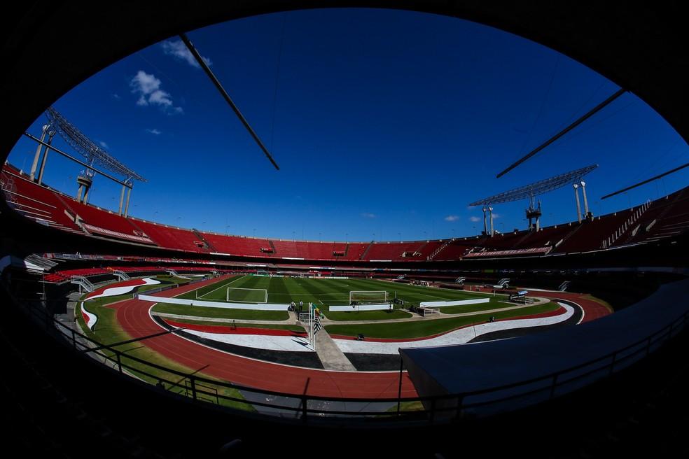 Morumbi será a primeira casa da Seleção — Foto: Flavio Florido/BP Filmes