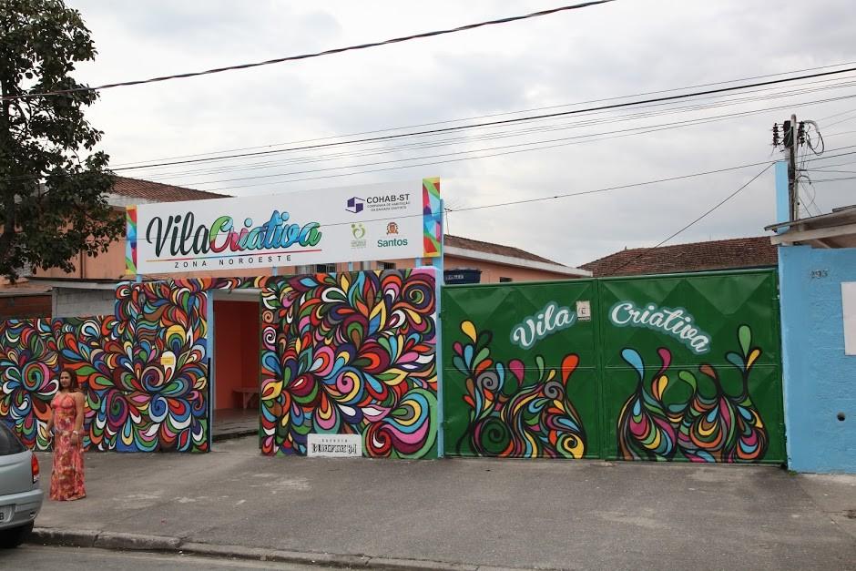 Vila Criativa abre inscrições para 12 novos cursos em Santos