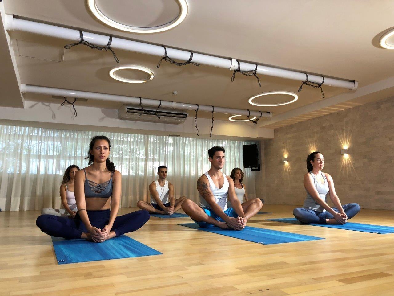 treinos (Foto: Divulgação)