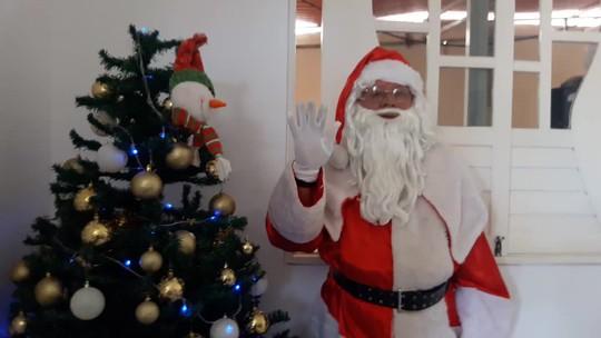 Papai Noel por 22 anos: 'Foi uma das melhores experiências da minha vida'