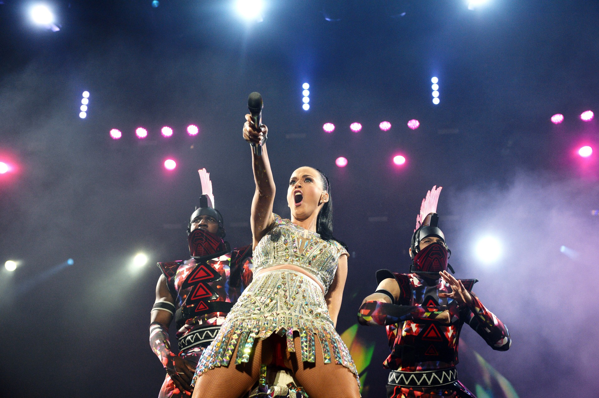 Katy Perry (Foto: Splash News/AKM-GSI)