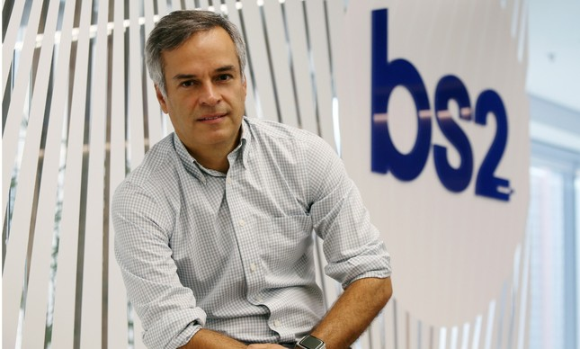 Marcos Magalhães, novo CEO do BS2
