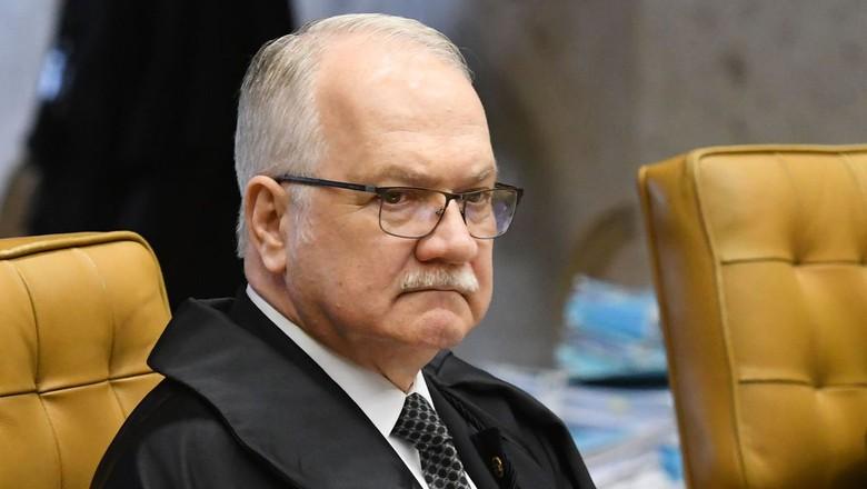 Edson Fachin, ministro do STF (Foto: STF/Divulgação)