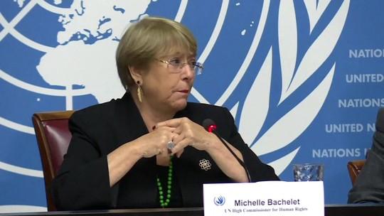 Autoridades e grupos de direitos humanos criticam fala de Bolsonaro sobre pai de Bachelet