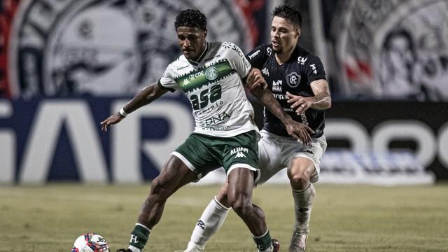 Remo x Guarani, Rodrigo Andrade
