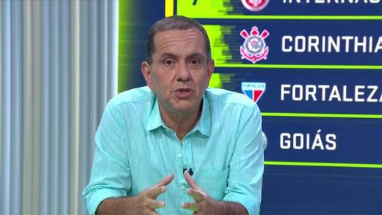 """Gonzalez fala em ano do Flamengo para por """"na moldura""""; Rodrigues se refere a Perrella como """"dirigente #TBT"""""""