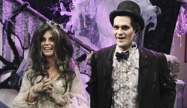 Halloween na série Modern Family (Foto: Reprodução)