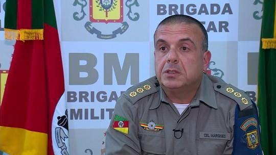 Brigada Militar investiga major por suspeita de cobrar R$ 5 mil por segurança a time de futebol