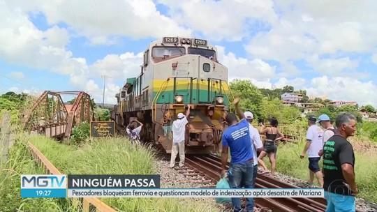 Trem de passageiros da Vale terá 2º dia de circulação restrita a MG nesta quarta-feira