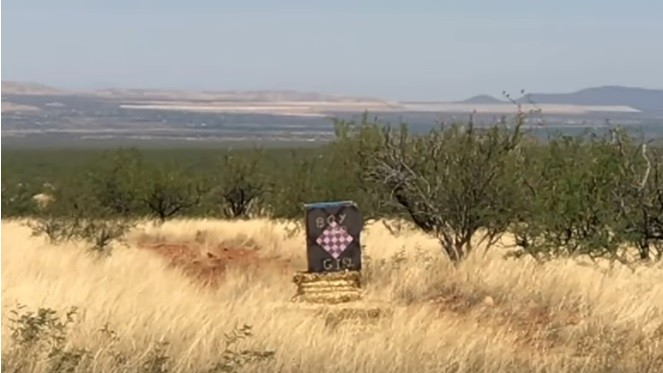 Explosão em chá revelação provocou incêndio em 45 mil hectares no Arizona (Foto: Reprodução / Youtube)