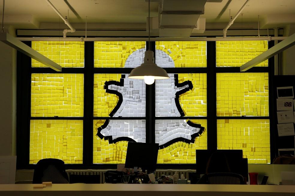 Depois do Facebook, agora é o Google quem copia recursos do Snapchat, segundo reportagem (Foto: Mike Segar/Reuters)