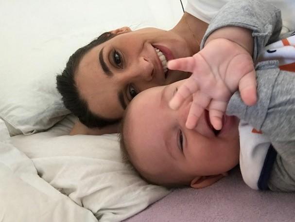 Camila e Arthur (Foto: Arquivo Pessoal)