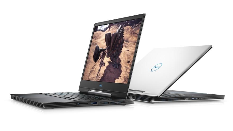 Dell G5 possui opções com memória RAM de até 16 GB — Foto: Divulgação/Dell