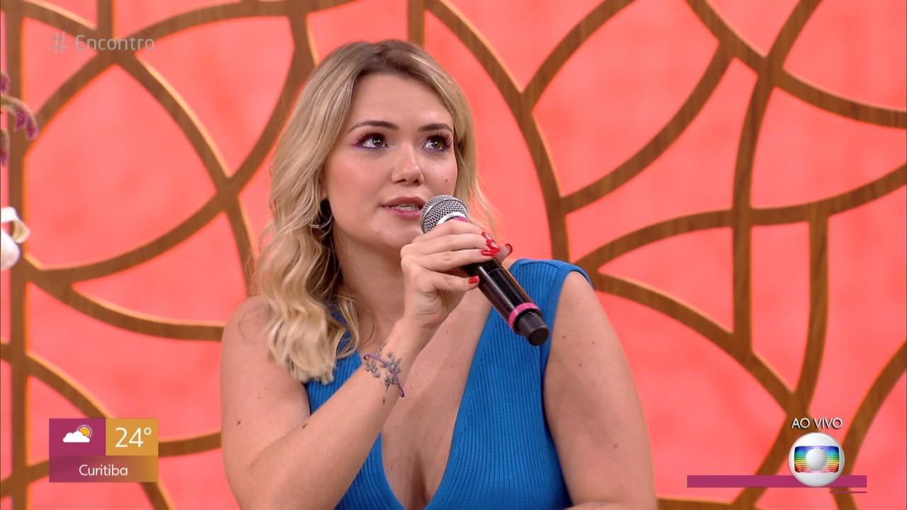 Marcela Mc Gowan confessa que se surpreendeu com atitudes de Karol Conká no BBB21