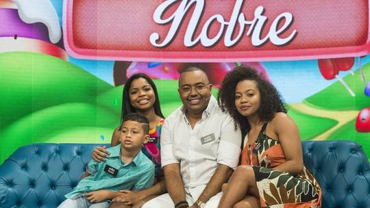 Dudu Nobre conta início no samba e faz balanço: 'Minha vida é um sonho'