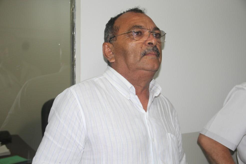 Juarez Lourenço, presidente Treze, preferiu não se envolver na polêmica (Foto: Cisco Nobre / GloboEsporte.com)